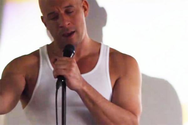 Vin Diesel Valentine's Day