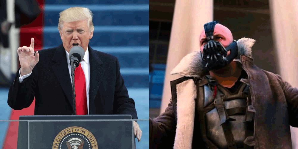 trump or bane